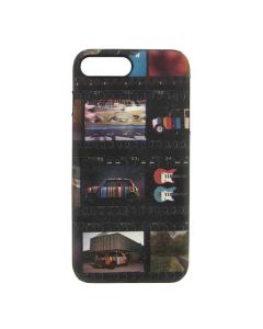 This Paul Smith iPhone case comes with a mini print pattern on the back.