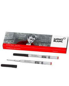 This Montblanc pack of ballpoint refills are part of the James Dean range.