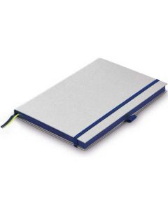 LAMY Ocean Blue A5 Hardcover Ruled Notebook.
