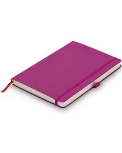 LAMY Pink A5 Softcover Ruled Notebook.