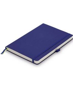 LAMY Blue A6 Softcover Ruled Notebook.