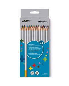This is the LAMY Colourplus Pencils Pack of 24.