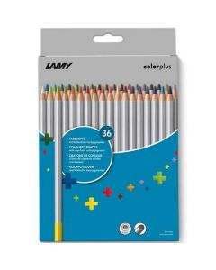 These are the LAMY Colourplus Pencils Pack of 36.
