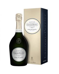 This is the Laurent-Perrier Blanc de Blanc Brut Nature Champagne.