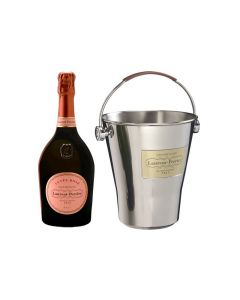 75cl Rosé Champagne and Ice Bucket Set