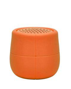 This is the Lexon Orange Mino X Water Resistant Floating Bluetooth Speaker.
