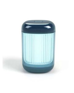This blue light has been designed by Lexon as part of their secret range.