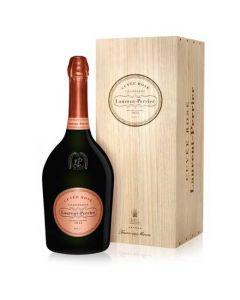 This is the Laurent-Perrier La Cuvée Rosé 300cl Jeroboams Champagne.