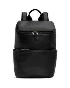 This is the Matt & Nat Black Dwell Collection BRAVE Backpack.