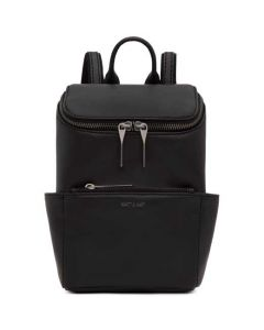 This is the Matt & Nat Black Dwell Collection BRAVE MINI Backpack.