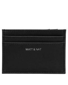 This is the Matt & Nat Black Vintage Collection MAX Card Holder.