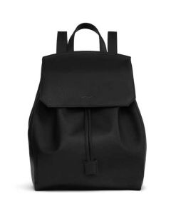 This is the Matt & Nat Black Dwell Collection MUMBAI Backpack.
