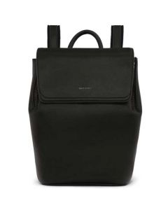 This is the Matt & Nat Black Vintage Collection FABI MINI Backpack.