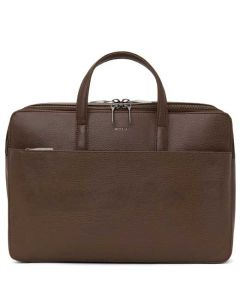 This is the Matt & Nat Chestnut Dwell Collection TOM Briefcase.