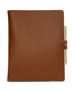 This is the Matt & Nat Chili Matte Nickel Vintage Collection MAGISTRAL Notepad.