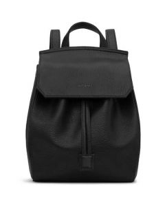 This is the Matt & Nat Black Dwell Collection MUMBAISM Backpack.