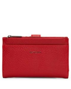This is the Matt & Nat Red Dwell Collection MOTIVSM Small Wallet.