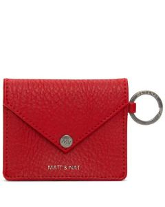 This is the Matt & Nat RED Dwell Collection OZMA Coin Purse.