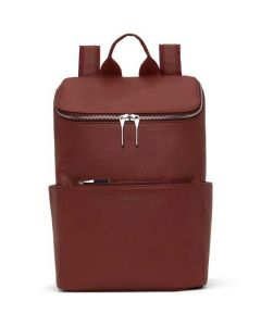 This is Matt & Nat's Beet Purity Collection Brave Backpack.