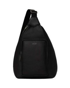 This is the Matt & Nat Black Dwell Collection ORV Sling Bag.