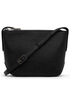 This is the Matt & Nat Black Dwell Collection SAM Cross Body Bag.