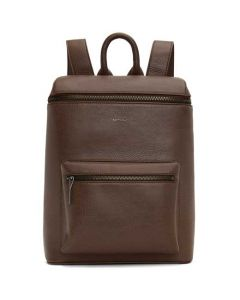 This is the Matt & Nat Chestnut Dwell Collection OSHIE Backpack.