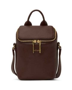 This is the Matt & Nat Woodland Dwell Collection BRAVE Micro Cross Body Bag.