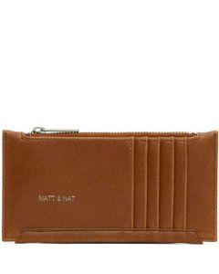 This is the Matt & Nat Chili Matte Nickel Vintage Collection JESSE Wallet.