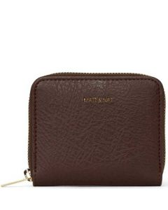 This is the Matt & Nat Woodland Dwell Collection RUE Small Zip Wallet.