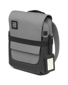 This is the Moleskine Small ID Slate Grey Backpack.
