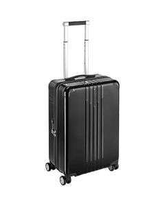 This is the Montblanc #MY4810 Black Light Cabin Trolley.