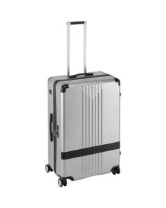 This trolley case has been designed by Montblanc.