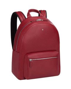This Montblanc backpack is part of their Meisterstück selection.