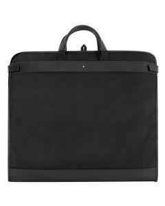 The Montblanc black NightFlight garment bag.
