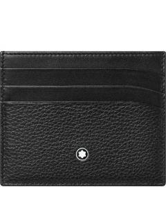 This is the Montblanc Black Meisterstück Soft Grain 6CC Pocket.