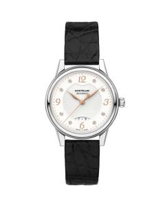 This is the Montblanc Bohème Automatic 30mm Date Watch with 8 Diamonds.