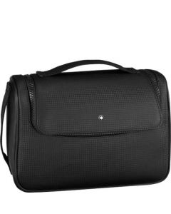 This is the Montblanc Black Extreme 2.0 Wash Bag.