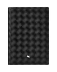 This is the Montblanc Black Extreme 2.0 Passport Holder.