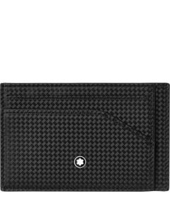 This is the Montblanc Black Extreme 2.0 3CC Pocket Card Holder.