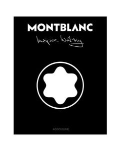 This is the Montblanc Inspire Writing English Coffee Table Book.