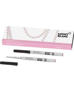 This is the Montblanc Ladies Edition Pink Medium Ballpoint Refills.