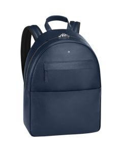 This Blue Montblanc Backpack is part of the Sartorial collection.