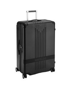 The Montblanc #MY4810 large black trolley case.