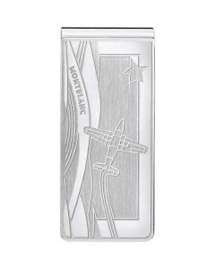 This stainless steel money clip has been designed by Montblanc as part of their Meisterstück Le Petit Prince collection.
