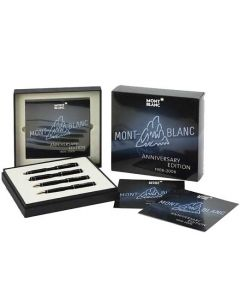 This is the Montblanc Historical 100 Years Anniversary Limited Edition FP, RB, BP & MP Set.
