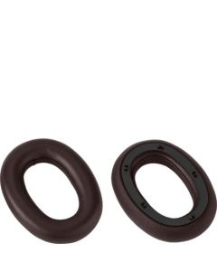 These are the Montblanc Brown Over-Ear MB 01 Cushions.