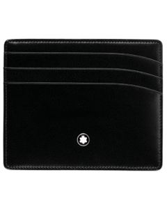 This Montblanc card holder is part of the Meisterstück range.