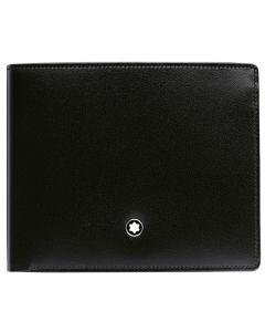 Montblanc Meisterstuck 6cc Wallet with Money Clip.
