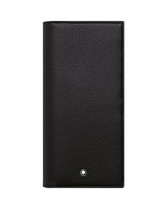 Montblanc Meisterstuck soft grain 14 cc wallet with zipped coin case.
