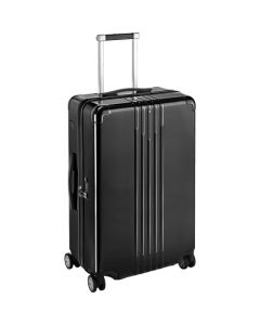 This is the Montblanc #MY4810 Black Light Medium Cabin Trolley.